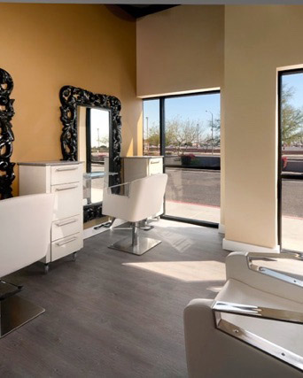 Studio Availability Tenant Directory Coming Soon Photo Gallery Amenities  Suite Rental Vs. Chair Rental